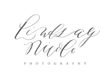 Custom Calligraphy Logo Design