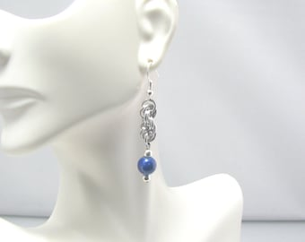 Elena Chainmaille Earrings