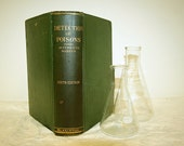 Detection of Poisons 1928 from Sterling Hall of Medicine at Yale R. H. Wilson Department of Pharmacology and Toxicology Vintage Medical Book