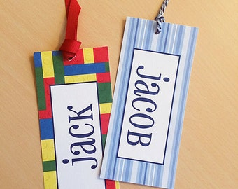 Bookmarks for Kids, Customized Bookmarks, Custom Bookmarks, Cute Bookmarks, Kids Bookmarks, Teacher Gift