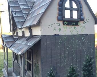Log Cabin/Farmhouse Dollhouse