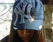 New York Yankees Bling Cap