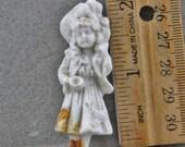 Vintage Excavated German  Victorian Doll 1890