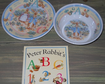 Peter Rabbit - Frederick Warne & Co 1997 - Wedgwood - Made in England