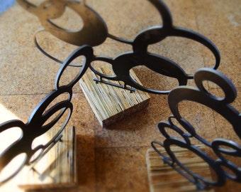Intersection Tabletop Sculpture Trio