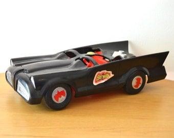 1974 Mego Batmobile - RARE!