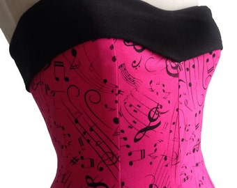 Music Note Dress