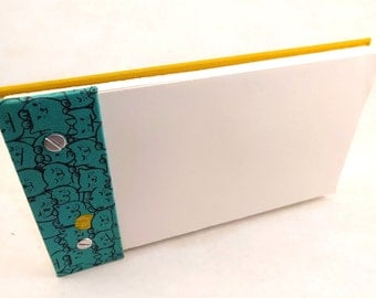 Kitten Pals-Refillable notepad