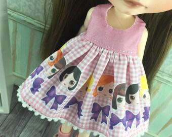 Blythe Dress - Blythe Faces
