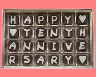 10th Anniversary Gift For Men Husband From Wife 10 Ten Year Wedding