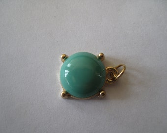 Turquoise Colored Pendant