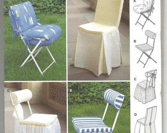 Sewing Pattern Burda Deco 1974 - Window Cushions and slip covers