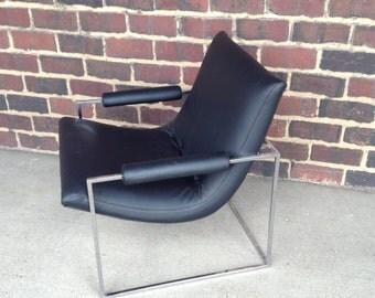Milo Baughman Mid-Century Modern Chair