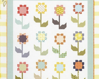 Cottage Blossom Quilt Pattern By Lella Boutique