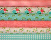 Gooseberry Fat Quarter Bundle of 6 by Vanessa Goertzen of Lella Boutique for Moda