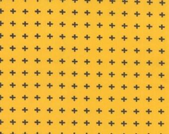 Figures Positive Saffron by Brigitte Heitland of  Zen Chic for Moda
