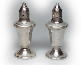 Duchin Creations Weighted Salt and Pepper Shakers