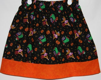 Halloween  Sesame Street  Skirt  Size 2 to 8