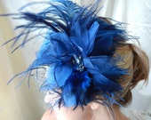 Reserved for Ana - Bridesmaids Fascinator - Wedding Hairpiece - Fascinator with Veil