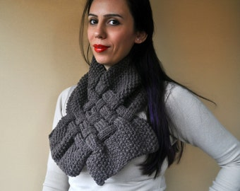 Burnished Brown Scarf