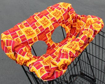 Baby Shopping Cart Cover ~ USC ~  #23N-1065