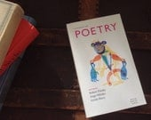 SALE - Book Safe: Stack of Poetry (July/August 2010)