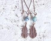 the robin's nest earrings.