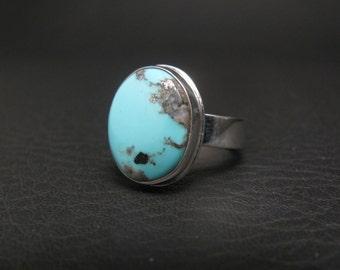 Light Blue Turquoise Ring