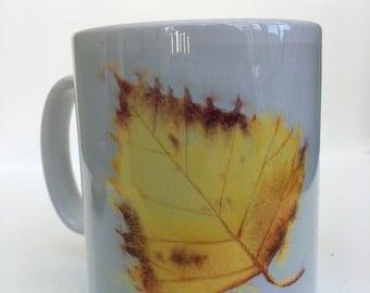 Colourful Autumn- Betula Fagus 10oz ceramic mug