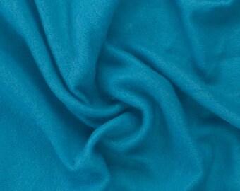 Merino wool/mulberry silk pre-felt