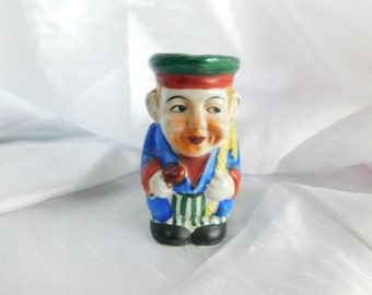Vintage Occupied Japan Sailor with Rope as a Handle Toby Mug     CB1
