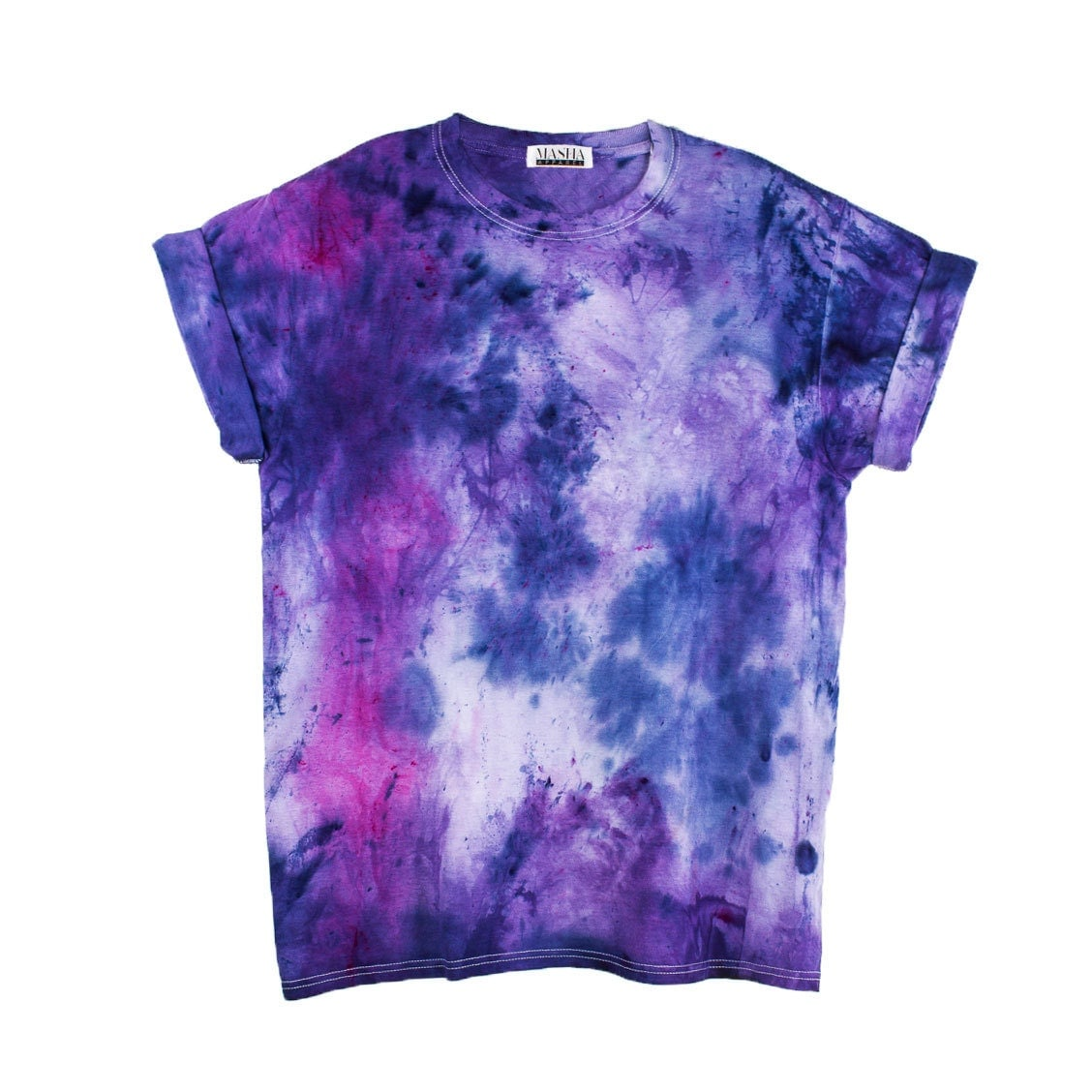 tie dye t shirt psychedelic festival shirt gift for fathers