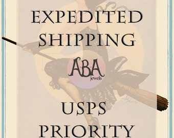 Expedited Shipping Add On