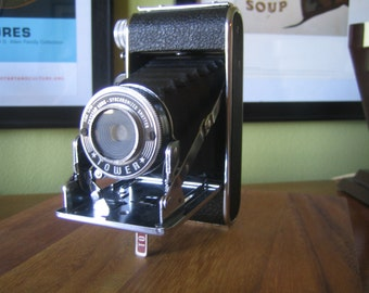 Vintage Tower 120 Fold Out Camera