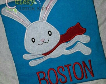SUPER bunny personalized shirt