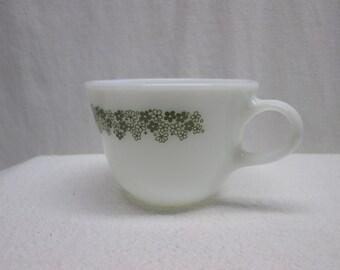 Pyrex Coffee Cups, Spring Blossom CrAZy dAiSy crazy daisy pattern