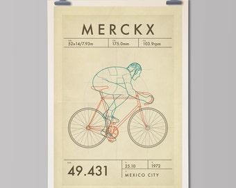 The Hour - Eddie Merckx 1972