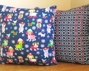 Christmas Pillows! Set of 2