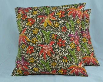 Vintage Style Pillow Cover Cushion Cover Decorative Pillow Home Decor Pillow Throw Pillow