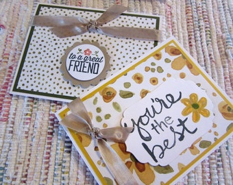 Friendship Cards  Set of 2