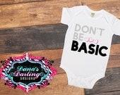 custom baby shirt - custom made children's shirt - funny toddler shirt - funny girls shirt - motivational shirt - basic toddlers tshirt