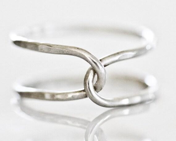 Wife gift girlfriend eternity ring simple love