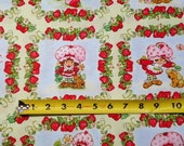 Strawberry Shortcake Pattern 23550 by SPX Fabrics/Fabric by the Yard/Half Yard/Fat Quarter/PRICES VARY See Details