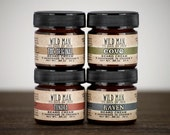 Beard Balm Gift Set - Wild Man Beard Cream Sampler Set - Gift For Him