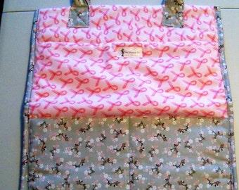 Utility Bag - Breast Cancer Supporter