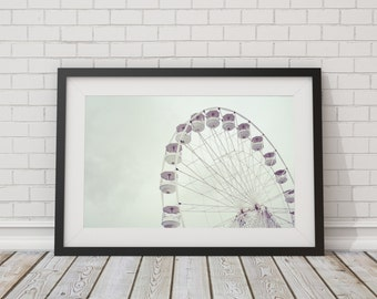 Ferris wheel ~ Fine Art Photography