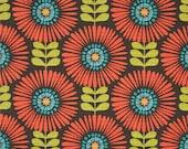 Fringe Flowers Fabric.