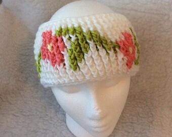 Flowering Vine Earwarmer