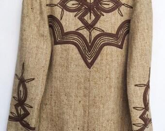 Guatemalan Wool Blazer