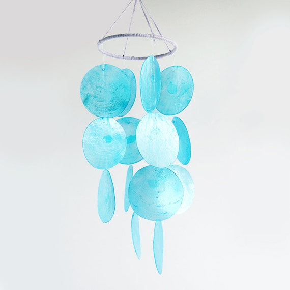 Shell Hanging Mobile / Wind Chime